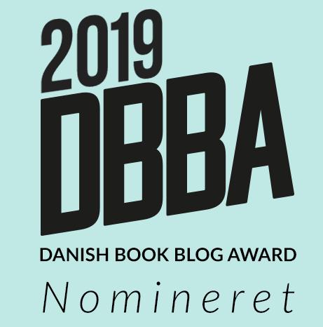 Nomineret til årets bogblogger