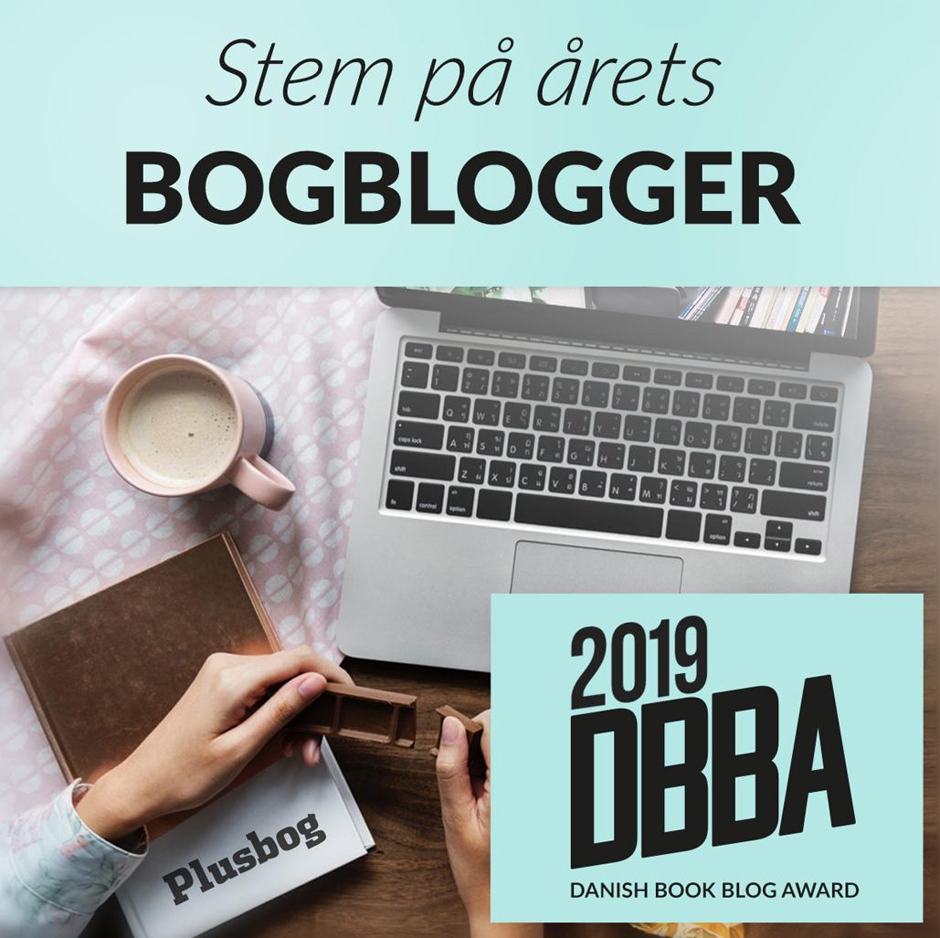Stem årets bogblogger
