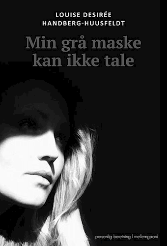 Min grå maske kan ikke tale